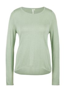 Q/S designed by Q/S W main col Pullover langarm 7220 Green M