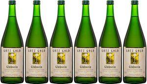 6x Götz Gold Glühwein weiß – Weingut Albert Götz