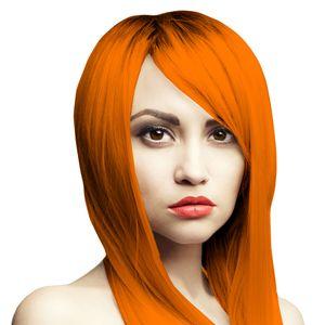 Orange Haarfarbe Headshot Captain Carrot, Semi-permanente Haartönung 150 ml