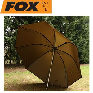 Fox Schirm 153cm Brolly Schirmzelt