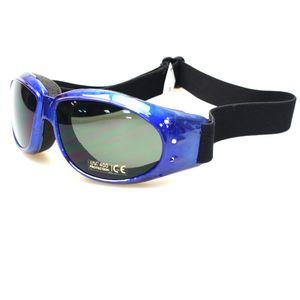 Motorradbrille HEEZY® Sportbrille 460-UP Chopper Motorrad Motorboot Ski Fahrrad Brille