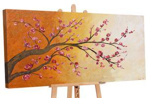 """YS-Art Acryl Gemälde """"Blütezeit"""" 112"""