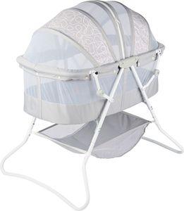 ib style® TIMBA Reisebett klappbar Kinderbett Kinderreisebett Babybett