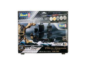 Revell Model Set Black Pearl - Schiff-Modellbausatz; 65499