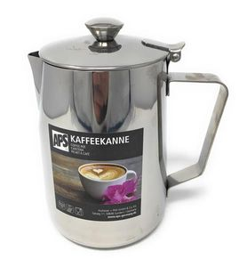 APS Kaffeekanne Edelstahl Fassungsvermögen 1,5L