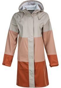 WEATHER REPORT Regenmantel AGNETA W RAIN JACKET mit umweltfreundlicher Beschichtung (PFC-FREI) 1060 Chateau Gray 48