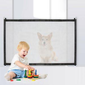 Baby Treppenschutzgitter Hunde Türschutzgitter Sicherheits Zaun Gitter 180x72cm