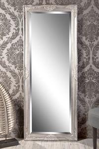 Wandspiegel antik silber Barock Louisa 150 x 60 cm