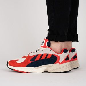 adidas Originals Yung 1 Sneaker Rot, Größenauswahl:44