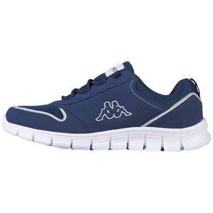 Kappa Sneaker Sportschuhe Turnschuhe Amora Blau, Größe:40
