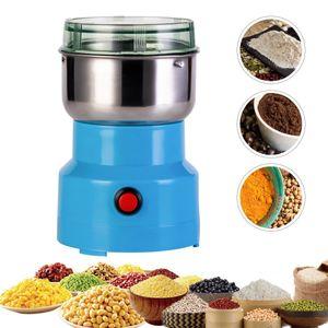 Tragbare elektrische Getreidemühle Getreidemühle Smash Machine für das Gewürzmahlen von Nusskaffeebohnen