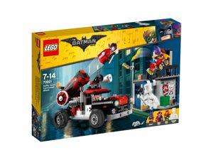Lego - Batman - Harley Quinn Kanonenkugelattacke; 70921