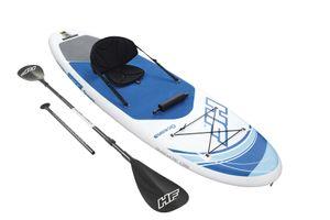 """Bestway Hydro-Force™ SUP Allround-Board-Set mit Sitzfunktion """"Oceana"""" 305 x 84 x 15 cm"""