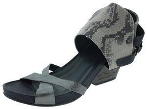 SPM 555774 Sandaletten schwarz grau, Groesse:41.0