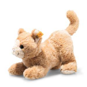 Steiff 099182 Soft Cuddly Friends Cassie Katze | 26 cm rotblond Plüsch