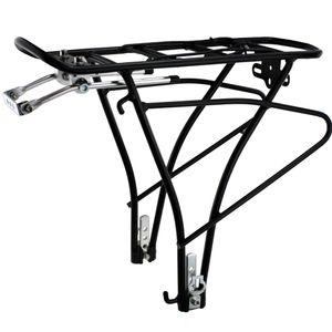 Universal Gepäckträger 24/26/28 Fahrradträger Träger Hinten Alu verstellbar max. Zuladung 25kg