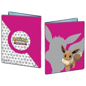 Pokemon - Evoli / Evee - 9-Pocket Portfolio - A4
