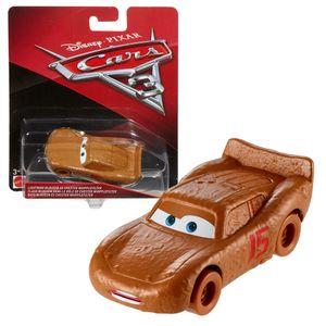 Mattel DXV51 Cars 3 - Die-Cast-Fahrzeug Lightning