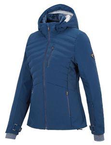 Ziener Damen Skisport Ski-Jacke Winterjacke trendige Skijacke TAMIN lady blau , Größe:46