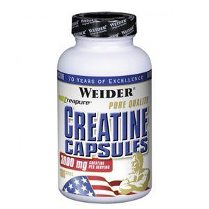 Joe Weider Pure Creatine, 200 Kapseln Dose