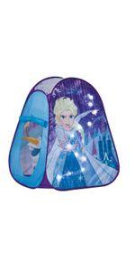 Spiel Zelt mit Lichteffekt Frozen Elsa Olaf