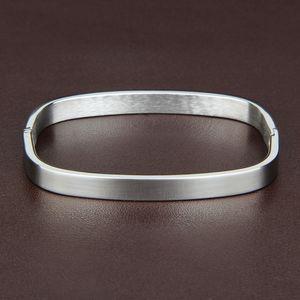 1 Stück Paare Armreif Silber 6mm wie beschrieben