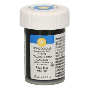 Wilton Glasurfarbe Royal Blue 28 g