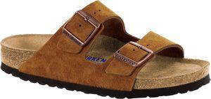 Birkenstock  Arizona Mink suede leather 1009526 Gr. 35 - 46, Größe + Weite:44 normal