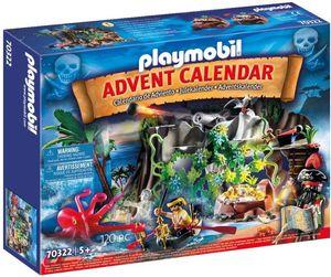"""PLAYMOBIL Adventskalender """"Schatzsuche in der Piratenbucht"""""""