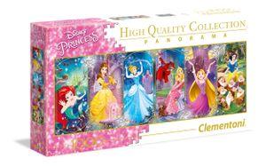 Clementoni puzzle PanoramaDisney Prinzessin 1000 Stück