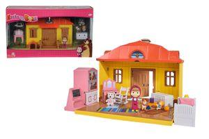 """Simba Masha Spielset """"Mashas Haus""""; 109301633"""
