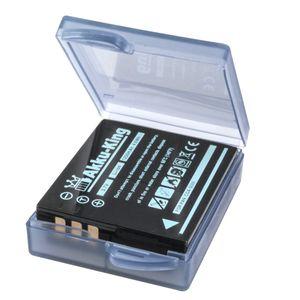 Akku kompatibel mit Fujifilm NP-70 - Li-Ion 1250mAh - für Finepix F20, F40fd, F45fd, F47fd