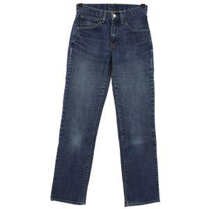 #6556 Levis,  Damen Jeans Hose, Denim ohne Stretch, blue, W 28 L 32