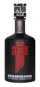 Rammstein Tequila Reposado 100% Agave 38% Vol. 0,7 l