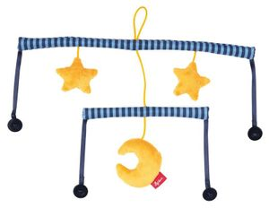 sigikid sigimix Mobile, Kombinierbar, Babymobile, Einschlafhilfe, Babybett, Wickeltisch, Babyspielzeug, Baby Spielzeug, 41898