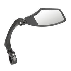 M-Wave Spy Space Fahrradspiegel Fahrrad Rückspiegel Lenker Innenspiegel Spiegel für Fahrrad E Bike Rückspiegel Lenkerspiegel , Ausführung:links