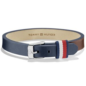 Tommy Hilfiger 2700955 Herren Armband MEN'S CASUAL Blau 22 cm