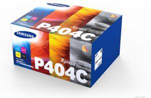 Samsung CLT-P404C Toner Rainbow Kit Schwarz/Cyan/Magenta/Gelb, 1500 Seiten, Schwarz, Cyan, Magenta, Gelb, 4 Stück(e)