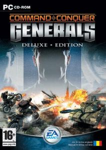 Command & Conquer - Generäle Deluxe Edition
