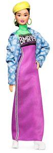 Barbie BMR1959, voll bewegliche Barbie Modepuppe, brnett