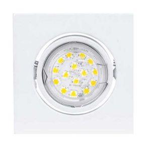 Eglo LED Einbau-Leuchte Einbau-Strahler Einbau-Lampe Spot weiß 30078