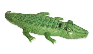 """Bestway  Schwimmtier """"Krokodil XL"""" ab 3 Jahren 203 x 117 cm"""