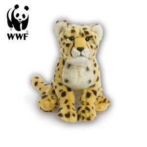 Plüschtier Gepard (30cm) lebensecht Kuscheltier Stofftier Raubkatze