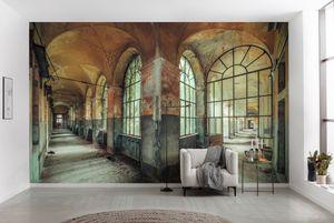 "Komar Vlies Fototapete ""Casa della Follia"" - Größe: 400 x 280 cm (Breite x Höhe), 8 Bahnen"