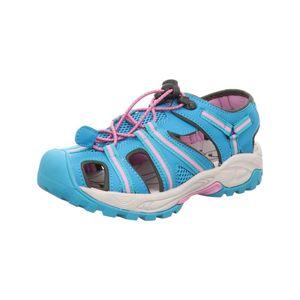 Campagnolo Aquarii Kinder klassische Sandalen Blau Schuhe, Größe:36