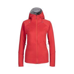 MAMMUT Ultimate VI SO Hooded Jacket Women 3664 sunset-sunset melange S