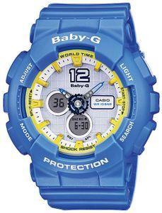 Casio Baby-G Armbanduhr BA-120-2BER AnaDigi Uhr blau