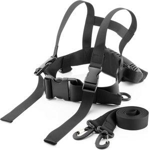 SKI Sicherheitsgurt für Kinder Ziehgurt Skigurt Lernhilfe Skitrainer Pferdeleine