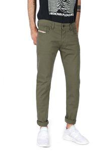 Diesel - Slim Skinny Fit Jeans - Troxer Olivgrün, Größe:W32