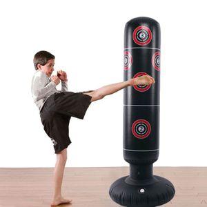 Boxsack Standboxsäcke Kinder ,Boxsack Standboxsack Aufblasbar Stehend für Fitness Krafttraining für Erwachsene Kinder Jugenbdliche